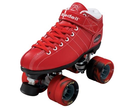 Riedell Diablo Roller Skates